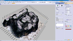 OLYMPUS Stream user interface > Olympus Stream materials science software > Olympus Stream, image analysis software
