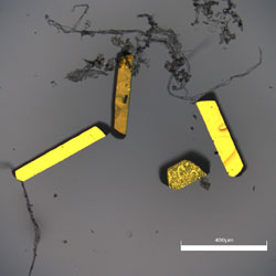 Golden-Metallic-Luster-Of-Single-Crystals