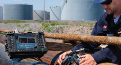 Portable phased array instruments