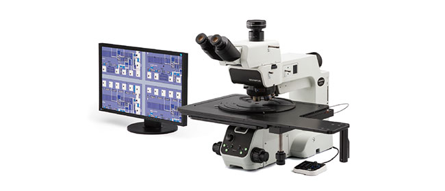 Semiconductor & Flat Panel Display Inspection Microscopes