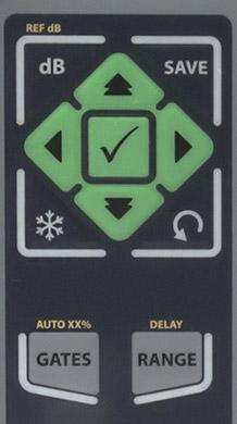 EPOCH 650 Navigation Pad