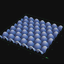Inspection in the MEMS Manufacturing Process/3D shape measurement of a micron sized area using a laser microscope