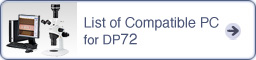 List of Compatible PC for DP72