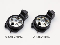 Increased Microscope Inspection Speed through the Motorized Nosepieces U-D6BDREMC and U-P5BDREMC