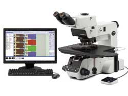 Olympus stream image analysis software