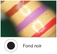 Condenseur - Fond noir