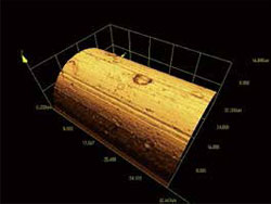 Measurement of Features at the Micron Level
