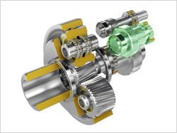 (2) Intermediate speed stage bearings (ISS-B) Challenge