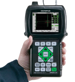 EPOCH LTC Portable Flaw Detector