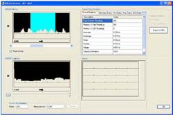Schermata B-scan