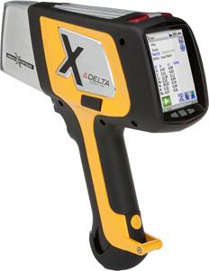 Analizador XRF DELTA Premium de Olympus Innov-X