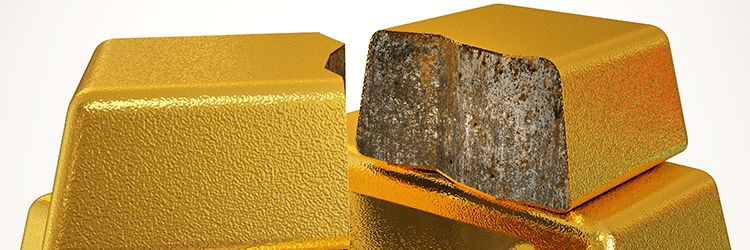 All That Glitters Isnt Gold How To Spot Fake Bullion