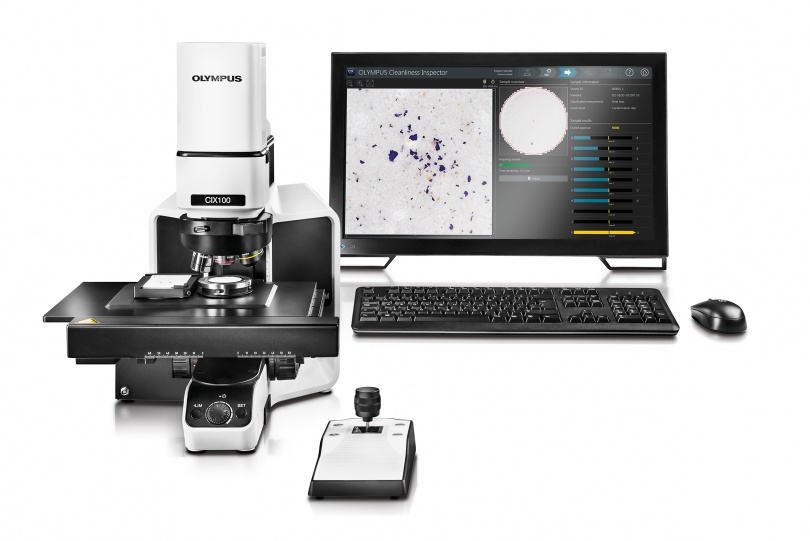 microscopic particulate analysis