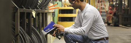 XRF analyzers for manufacturing QA/QC