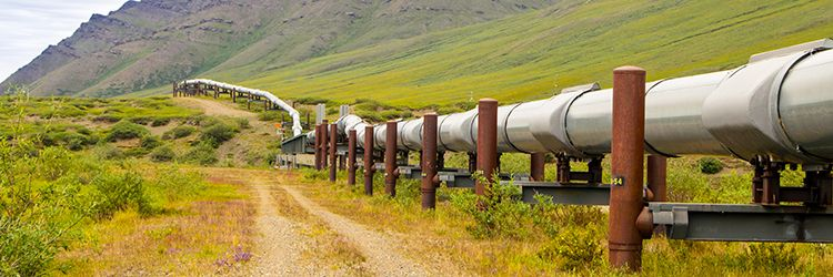 Inspect pipeline for corrosion