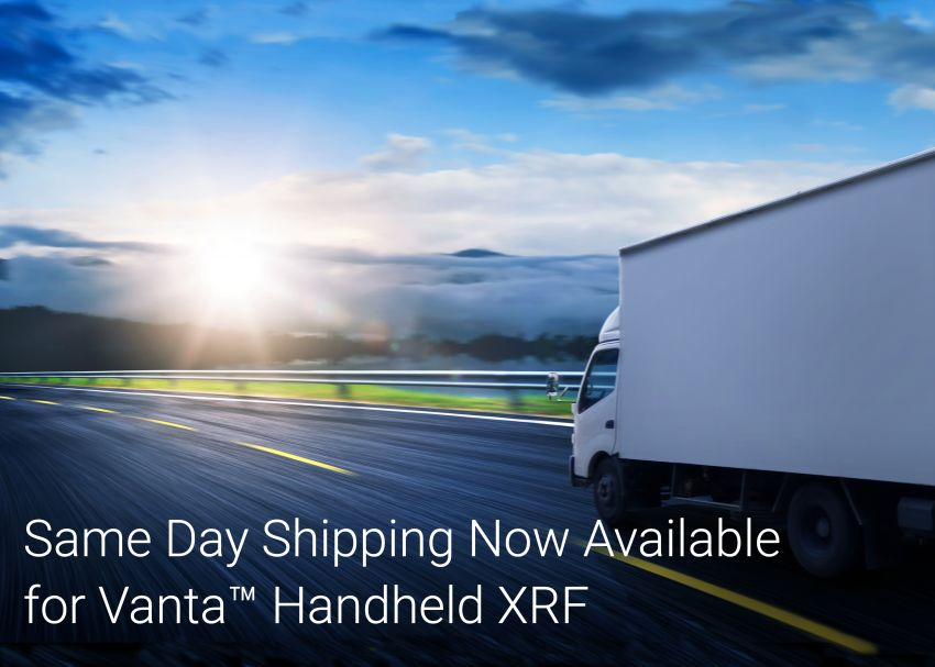 Vanta Handheld XRF Same Day Shipping
